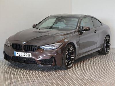 begagnad BMW M4 Coupé Navi Head Up 431hk