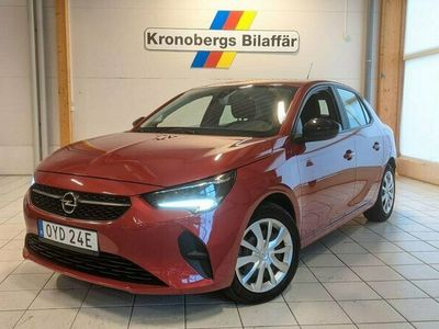 begagnad Opel Corsa Edition 1.2 75hk *vinterhjul*