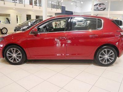 begagnad Peugeot 308 5-dörrars Allure BlueHDi 120 Auto -15