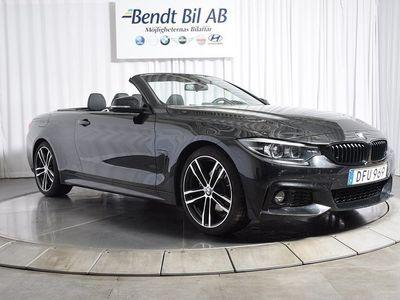 begagnad BMW 430 i Cab M-Sport