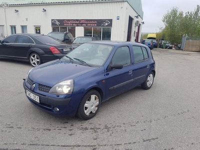 begagnad Renault Clio R.S. 5-dörra Halvkombi 1.2 Authenti -03