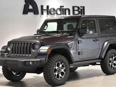 begagnad Jeep Wrangler 2-D 2.0T RUBICON 8ATX MY20