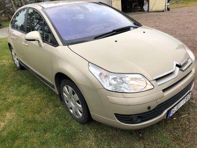 begagnad Citroën C4 ll 1,6i BioFlex