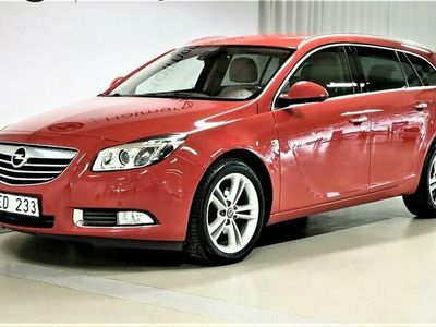 begagnad Opel Insignia Sports Tourer 2.0 CDTi 4x4 Automatisk 160hk