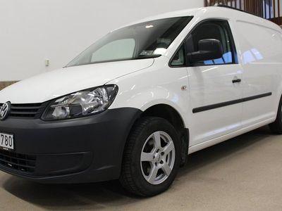 begagnad VW Caddy Maxi Life VW Caddy Maxi 1.6 TDI DSG 2013, Personbil 104 500 kr