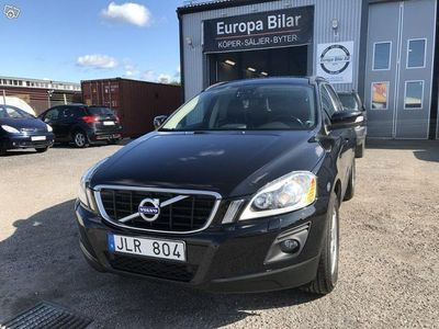begagnad Volvo XC60 2.4D MOMENTUM DRAG DIESELVÄRMARE 175hk