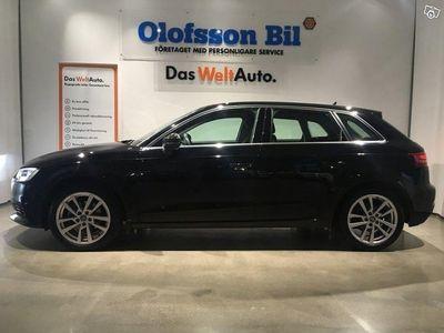 begagnad Audi A3 Sportback SB 1.0 TFSI 115HK/P-SENSORER BAK
