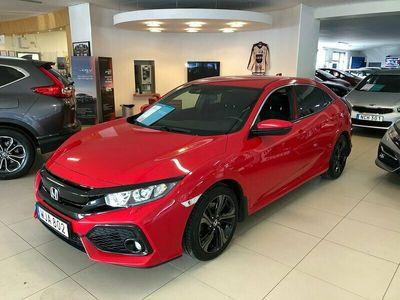 begagnad Honda Civic 1,6 Diesel Elegance S+V-hjul 4900 mil
