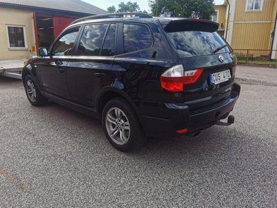 begagnad BMW X3 xDrive20d Comfort