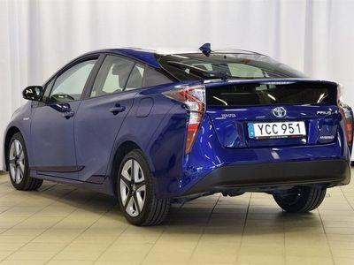 begagnad Toyota Prius Hybrid 1,8 Active