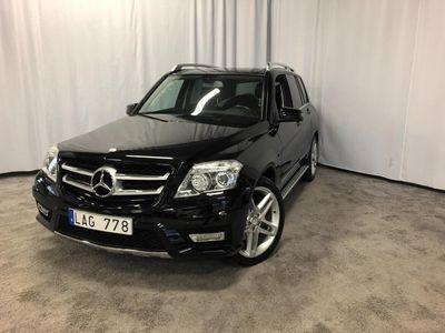 begagnad Mercedes GLK350 GLK-KlassCDI 4MATIC