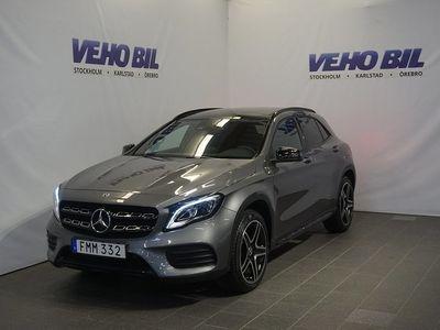 usata Mercedes GLA200 AMG-Night Backkamera Aut Drag Nav AppleCarplay