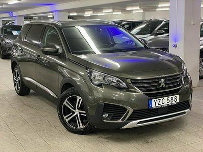 begagnad Peugeot 5008 Allure+ 1,2 PureTech 130hk Aut 7-Sits