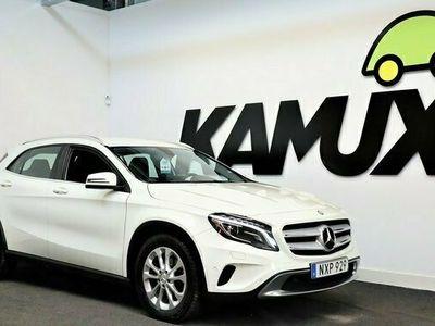 begagnad Mercedes 200 GLA Benzd | 4MATIC | Drag | Kamera | 2016, Halvkombi Pris 225 000 kr