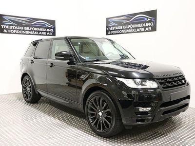 begagnad Land Rover Range Rover Sport 292HK SDV6 2975kr/mån