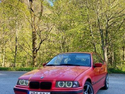 begagnad BMW 316 Compact e36 i BES/SKATT