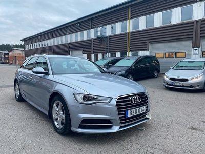 begagnad Audi A6 2.0 TDI quattro 190hk AUT S-Line Euro 6 Nyskick