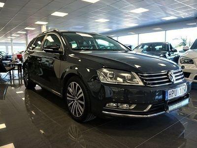 begagnad VW Passat Variant 2.0 TDI BlueMotion DSG Sekventiell Premium, Sport 2012, Kombi 119 900 kr