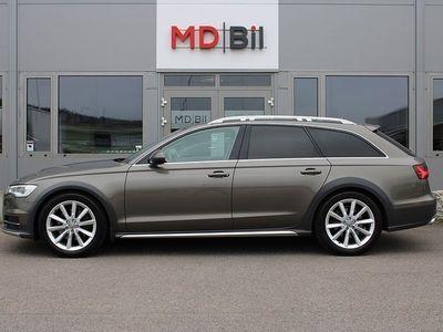 begagnad Audi A6 Allroad 3.0TDI 218hk Q Aut Drag Värmare Teknik