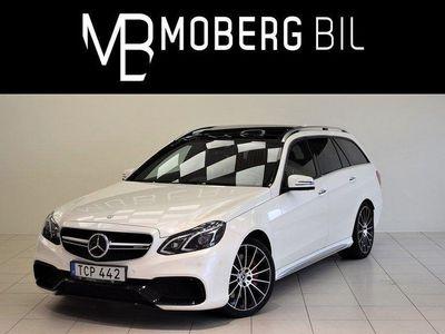begagnad Mercedes S63 AMG EAMG 4M 585hk H/K Panoram