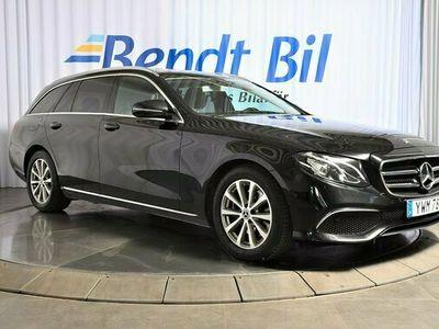 begagnad Mercedes E220 dealer