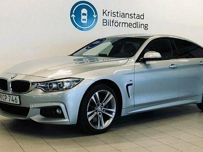 begagnad BMW 435 Gran Coupé d xDrive M Sport Aut 2016, Sportkupé 329 900 kr