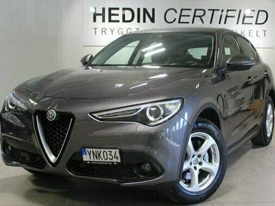 begagnad Alfa Romeo Stelvio Super 2,2 CRD 8-steg aut AWD 2018, SUV Pris 295 000 kr