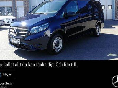 begagnad Mercedes Vito 114 CDI Skåp Lång MB CERTIFIED