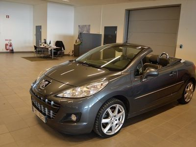 begagnad Peugeot 207 CC 1,6