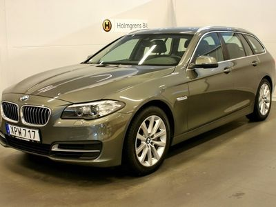 begagnad BMW 535 d xDrive Touring / Läder / Navi