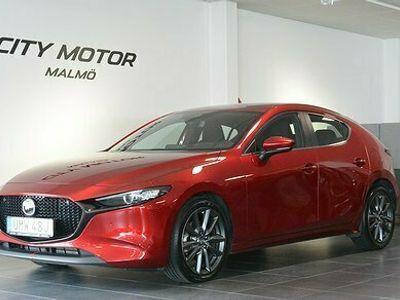 begagnad Mazda 3 2.0 122hk SKY Mildhybrid AT