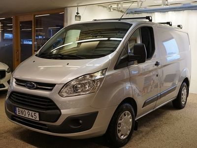 begagnad Ford Custom TransitSkåp 105 Trend 270 L1 2017, Transportbil 185 000 kr