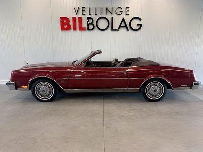 begagnad Buick Riviera Cabriolet 5.0 V8 Hydra-Matic 14
