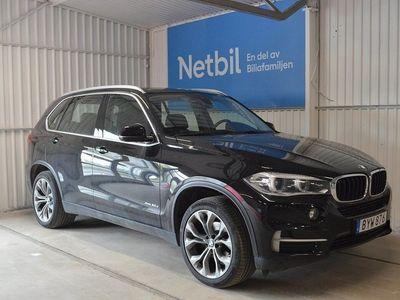 begagnad BMW X5 xDrive30d 7-sits Drag 360° Cam 2014, SUV 329 900 kr