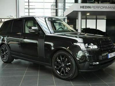 begagnad Land Rover Range Rover Vogue TDV6 Svensksåld
