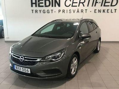 begagnad Opel Astra Sports Tourer 1.4 EDIT Manuell 125hk