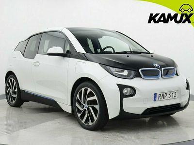 begagnad BMW i3 REX Navi Comfort Advanced