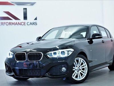 begagnad BMW 118 i M-Sport Eu6 1 Ägare