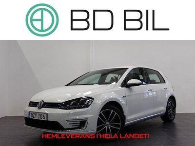 begagnad VW Golf GTE LEASEBAR 360:-/ÅR