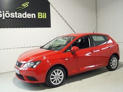 begagnad Seat Ibiza 1.0 EcoTSI Style Eu6 95hk