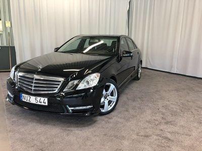 begagnad Mercedes E220 CDI BE BlueEFFICIENCY