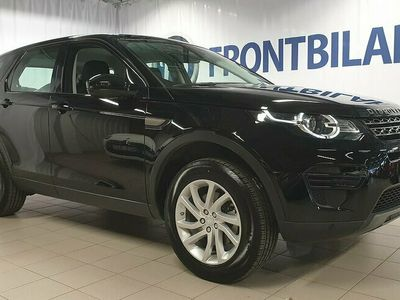 begagnad Land Rover Discovery Sport 2.0 TD4 Navi, Aut 7-sits 150hk