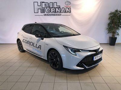 begagnad Toyota Corolla Hybrid 2,0 GRS Plus Halvkombi