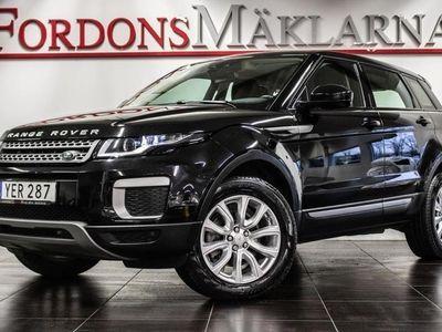 begagnad Land Rover Range Rover evoque 2.0 TD4 AWD AUT 180HK LEASEBAR