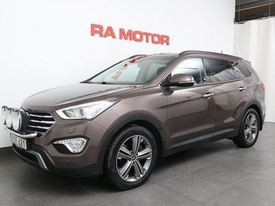 begagnad Hyundai Grand Santa Fe 2,2 CRDi 200HK Premium Plus AWD Aut Dieselv/Drag