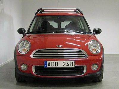 begagnad Mini One Clubman 98hk Chili Sportstolar