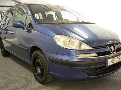 begagnad Peugeot 807 158HK 7SITS,BESIKTAD,0%RÄNTA -03
