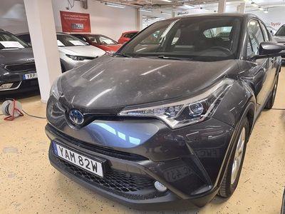 begagnad Toyota C-HR 1.8 Hybrid Active privatleasing 3748:-