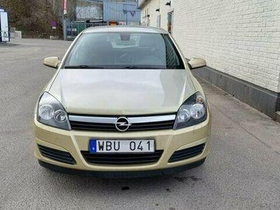 begagnad Opel Astra 5D 1.8 COSMO