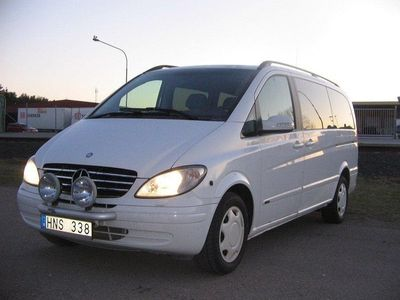 begagnad Mercedes Viano 2.2 TouchShift 150hk 6 sä -09